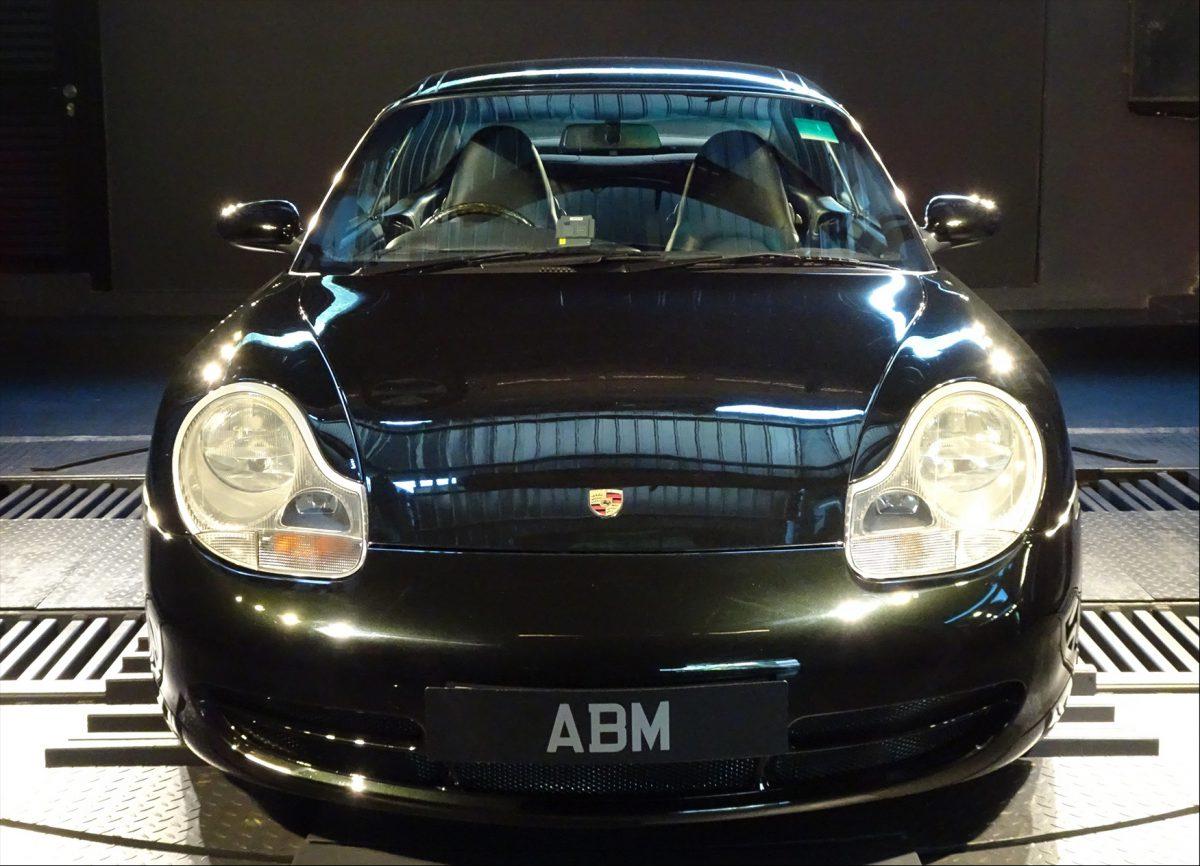 2000 PORSCHE 996 C4 CABRIOLET TIP