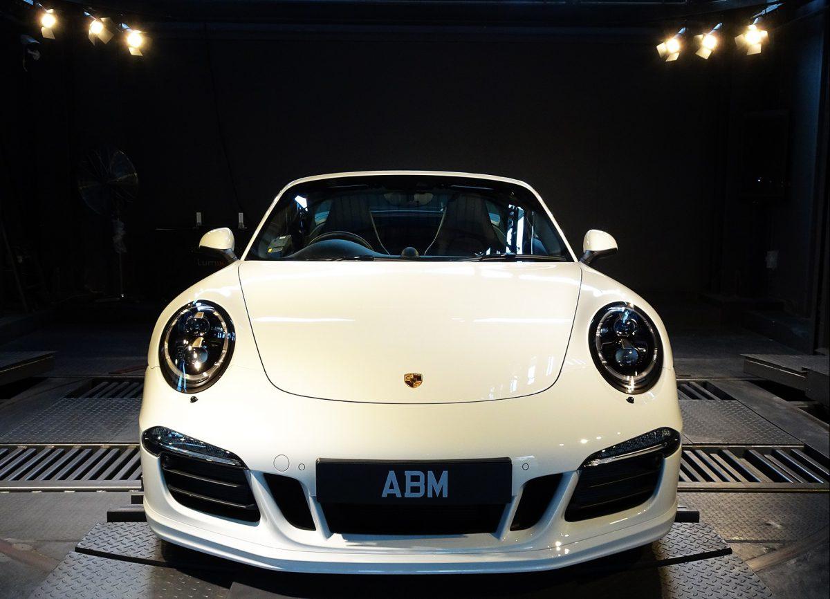 [SOLD] 2016 PORSCHE 911 TARGA 4 GTS