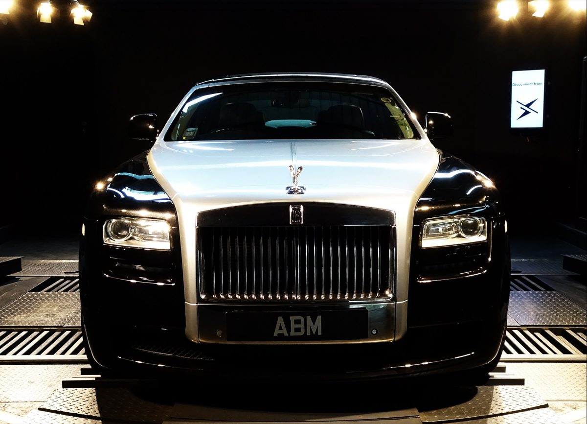 [SOLD] 2010 ROLLS ROYCE GHOST 6.6 AT