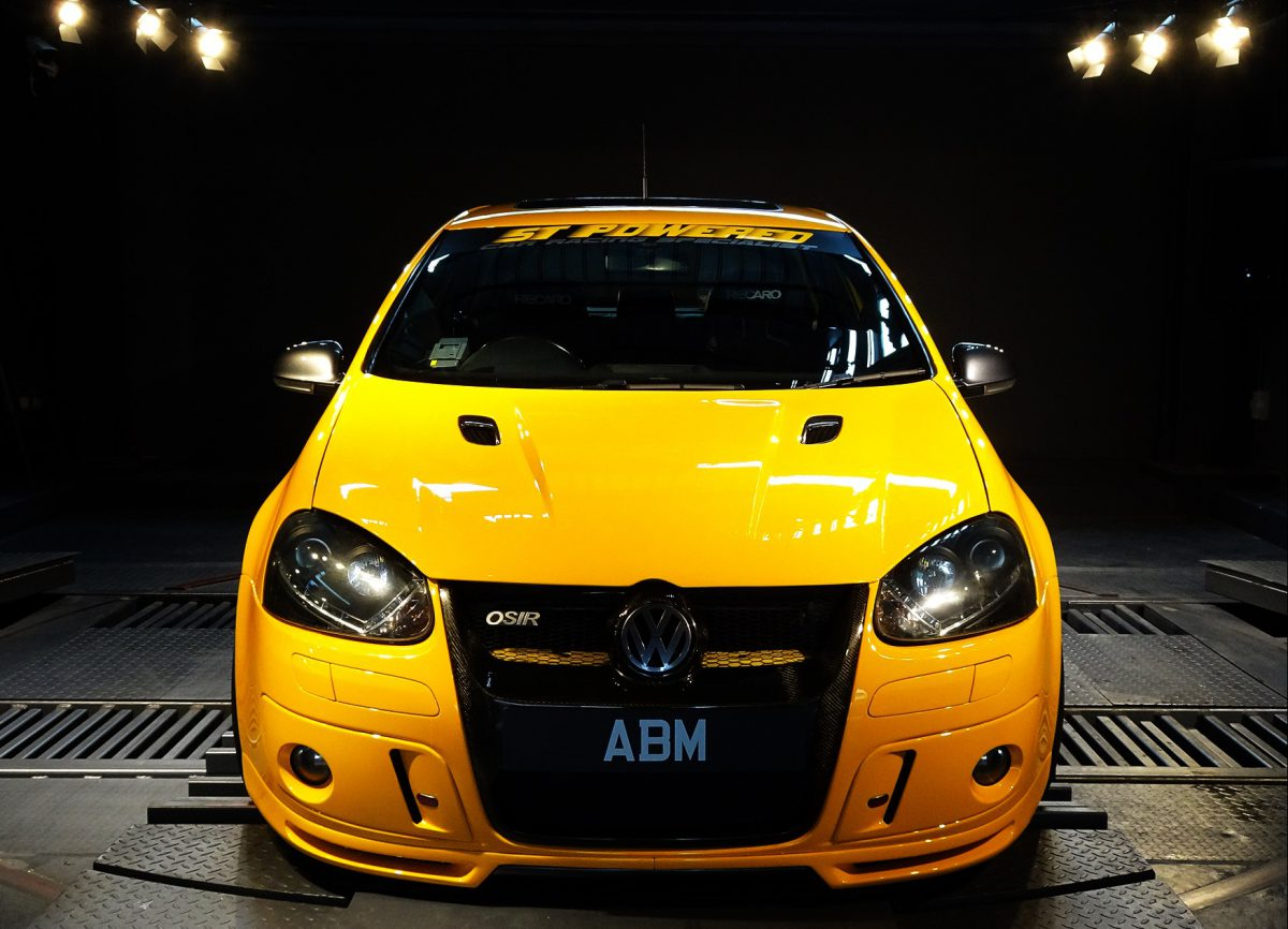[SOLD] 2007 VW GOLF GTI