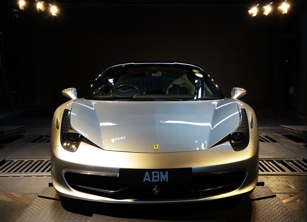 [SOLD] 2012 FERRARI 458 ITALIA 4.5L