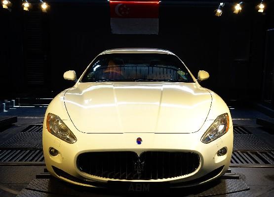 [SOLD] 2011 MASERATI GRANTURISMO 4.2 AUTO
