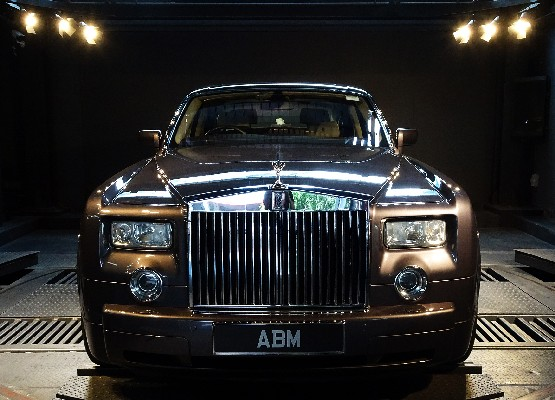 2009 ROLLS ROYCE PHANTOM 6.7 A (WITH NEW 10-YRS COE)