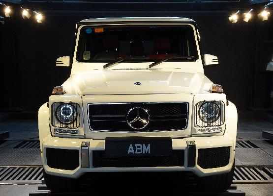 [SOLD] 2013 MERCEDES BENZ G63 AMG 5.5 A