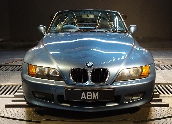1998 BMW Z3 MANUAL