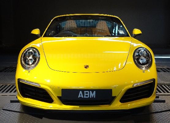 [SOLD] 2016 Porsche 911 Targa 4S