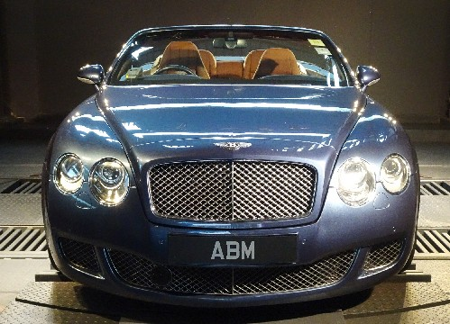 [SOLD] 2009 BENTLEY CONTINENTAL GTC 6.0 A