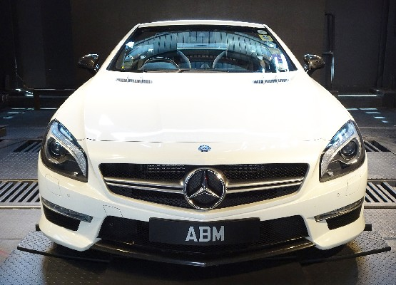 [SOLD] 2012 MERCEDES BENZ SL 63 AMG