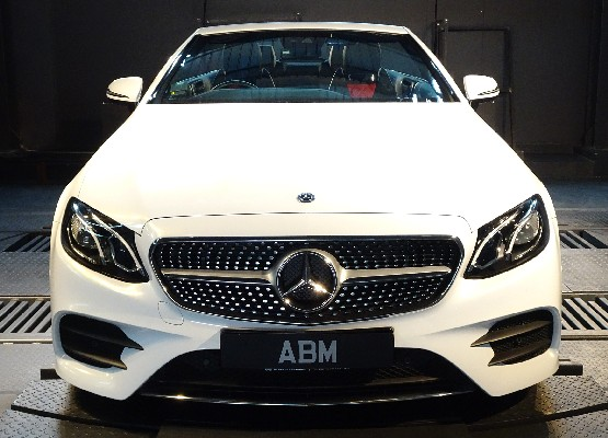 [SOLD] 2018 MERCEDES BENZ E300 AMG LINE CONVERTIBLE
