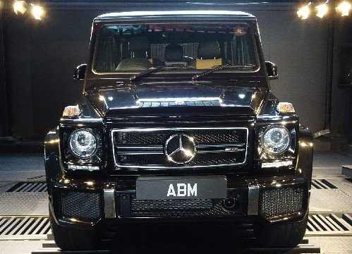 2018 MERCEDES BENZ G63 AMG DESIGNO EDITION