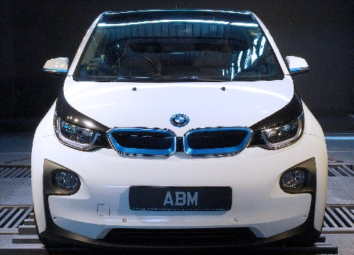 2015 BMW I3 REX LED NAV