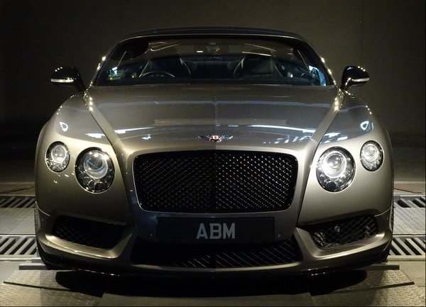 2015 BENTLEY CONTINENTAL GT V8 S CONCOURS SERIES