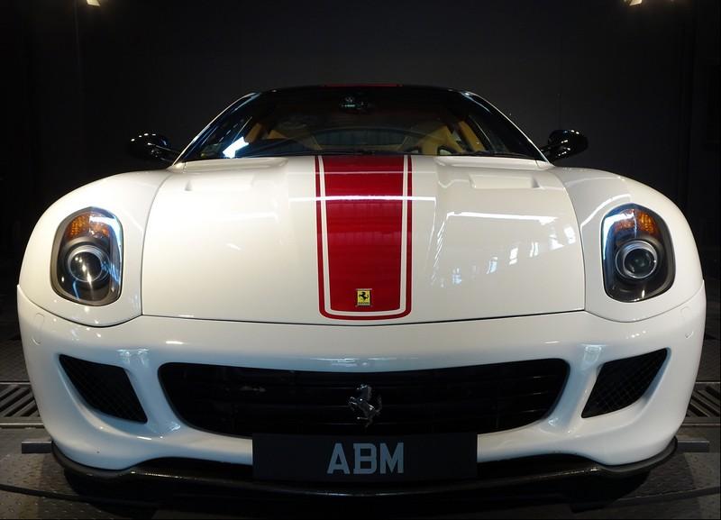 [SOLD] 2007 FERRARI 599 GTB FIORANO
