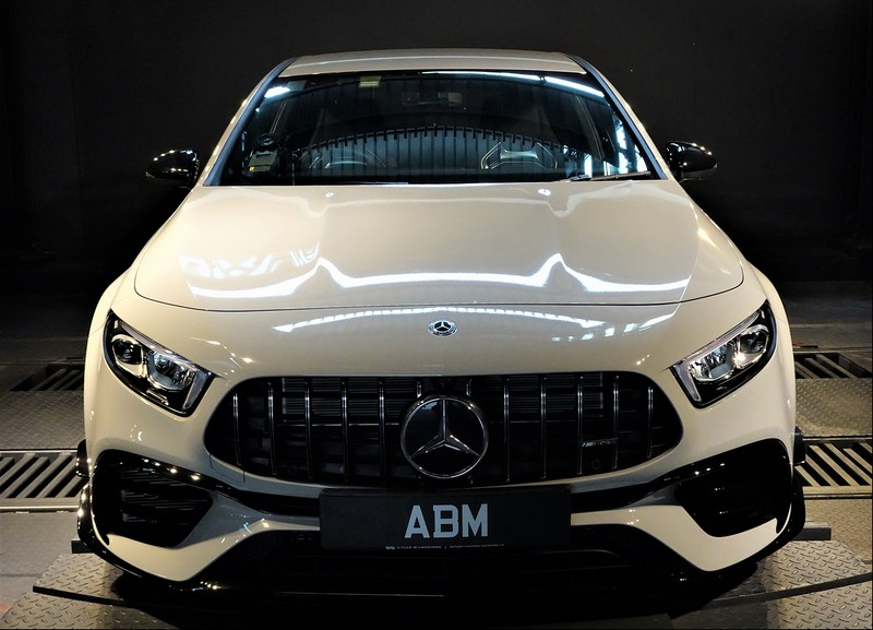 [SOLD] 2020 MERCEDES A45 S AMG 4MATIC+