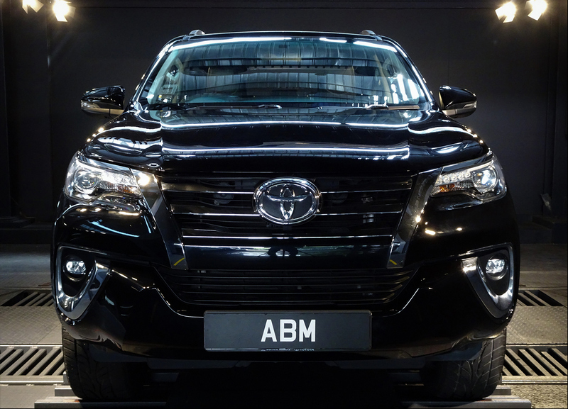 [SOLD] 2018 TOYOTA FORTUNER 2.7